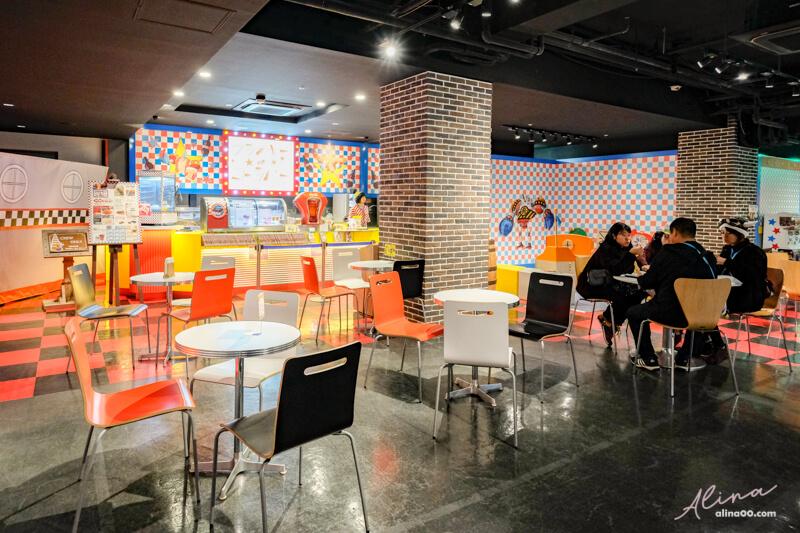 佛朗基的可樂吧 海賊王樂園咖啡廳