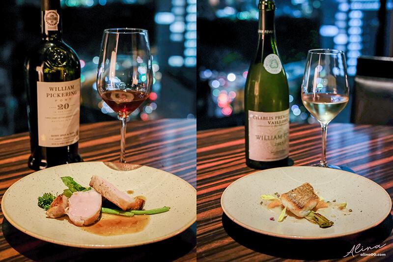 Restaurant Sky 銀座三井花園景觀餐廳