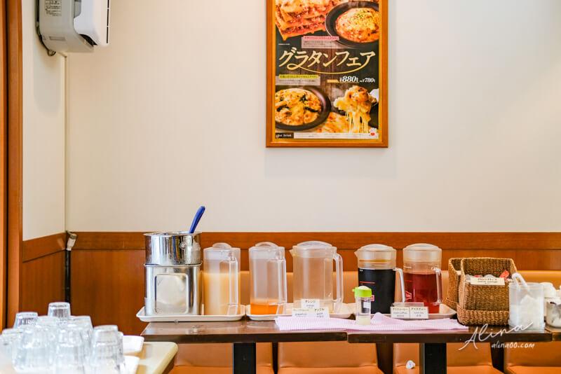 東京上野飯店早餐
