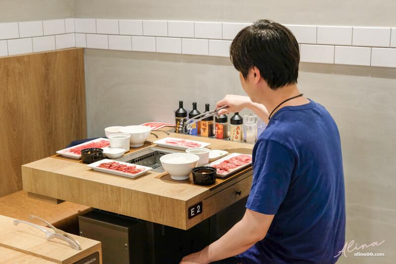 台北一人燒肉店