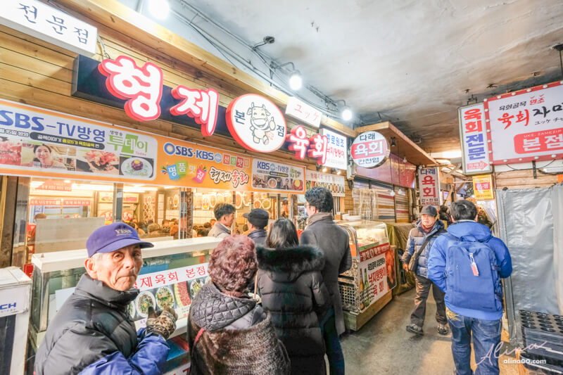 廣藏市場生牛肉