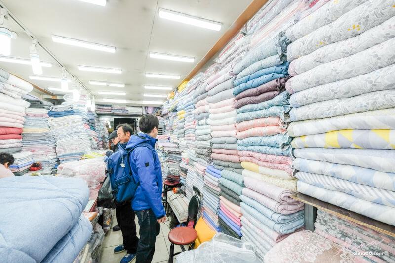 廣藏市場棉被店推薦