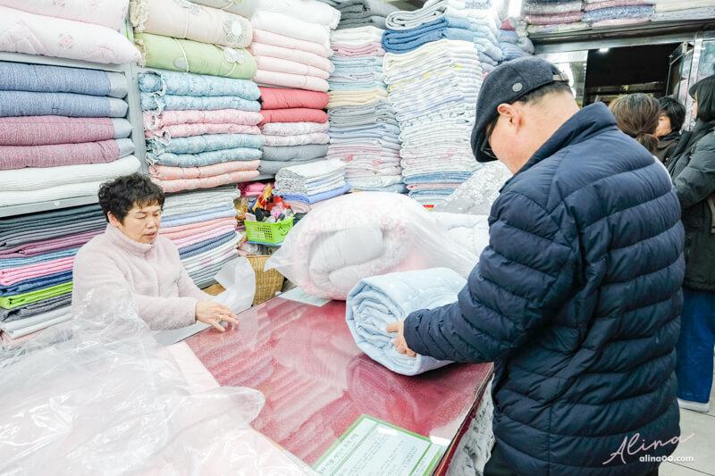 廣藏市場棉被
