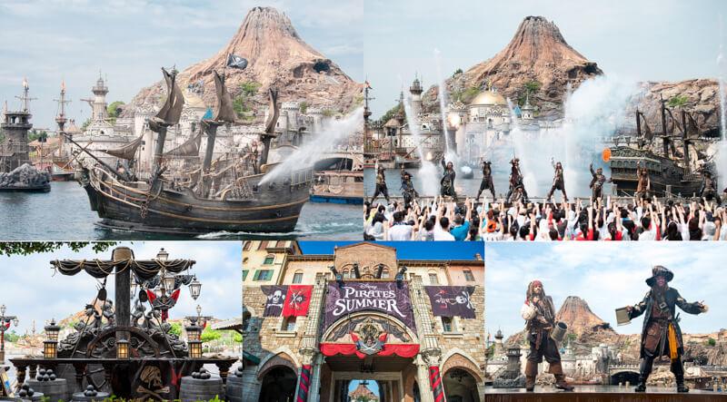東京迪士尼夏日海盜節