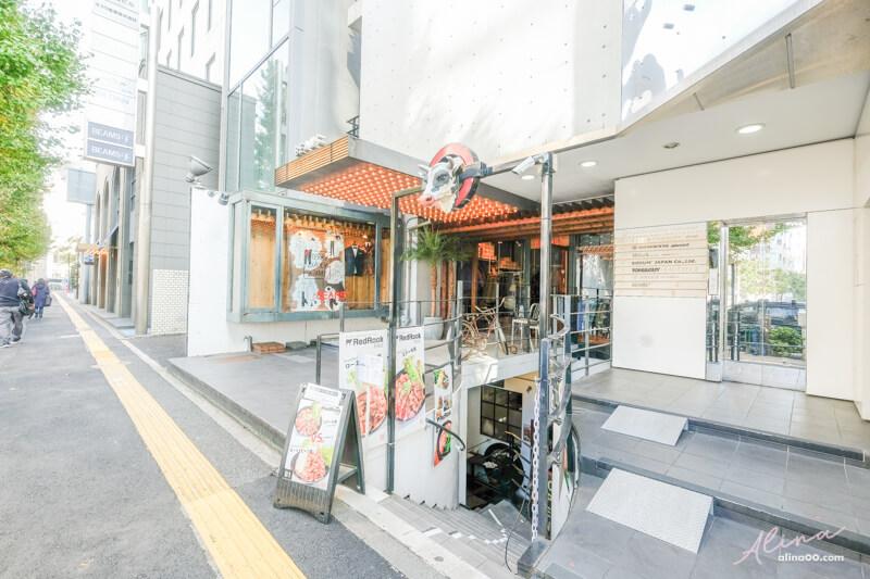 Red Rock 東京原宿店
