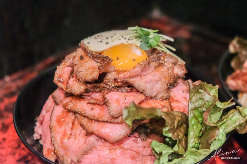 Red Rock 和牛肉丼蓋飯