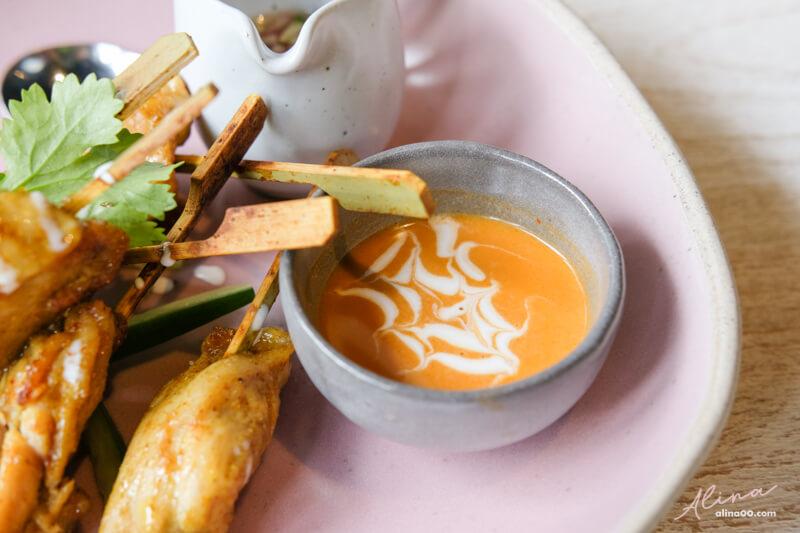 泰式沙嗲醬