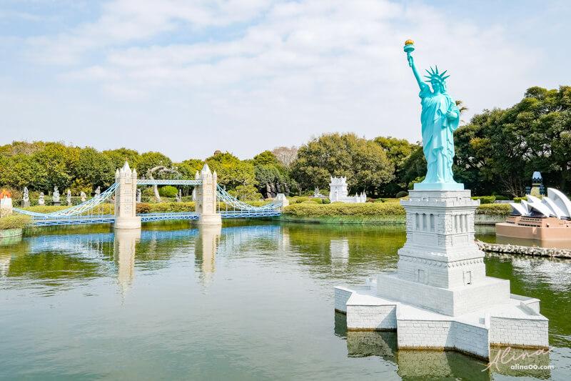 【濟州島景點】西歸浦-小人國主題樂園-適合親子遊的迷你世界 @Alina 愛琳娜 嗑美食瘋旅遊