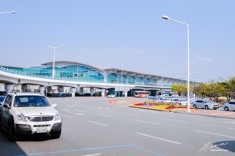 釜山機場交通