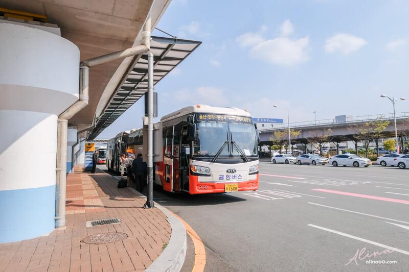 釜山機場巴士 利木津巴士