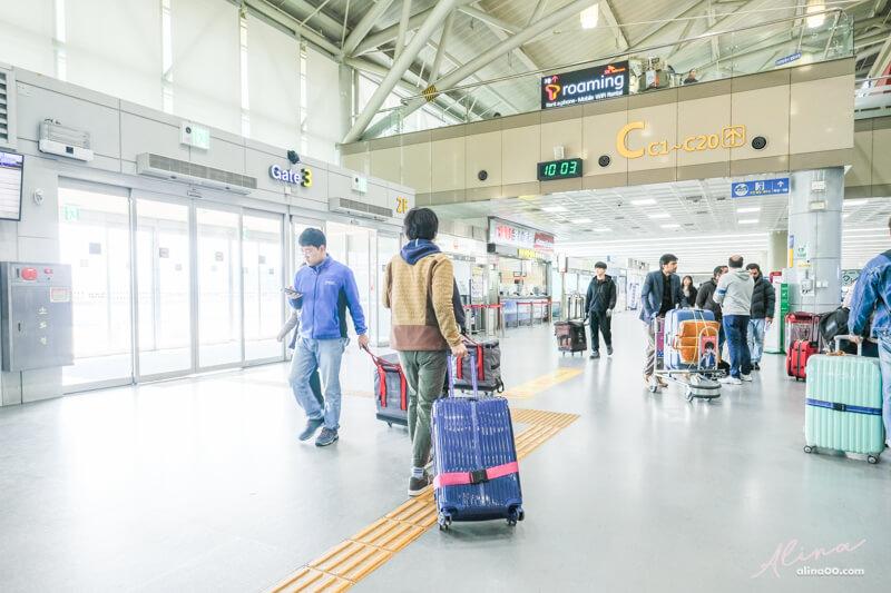 釜山機場行李運送