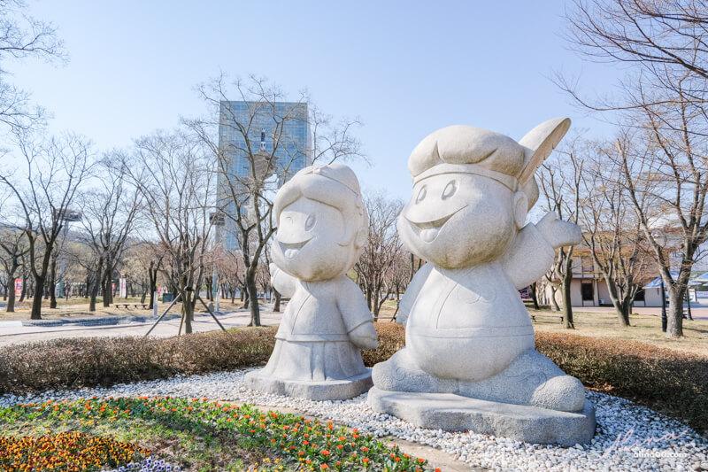 慶州普門觀光園區 EXPO 慶州文化世界博覽會公園