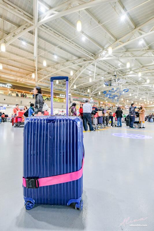 釜山金海機場行李運送