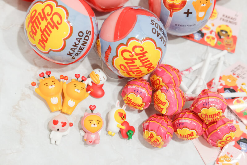 【7-11限定】限時搶購!加倍佳萊恩棒棒糖 KAKAO FRIENDS驚喜蛋 @Alina 愛琳娜 嗑美食瘋旅遊