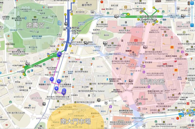 格拉斯麗首爾交通方式