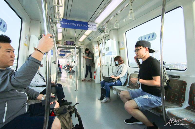 釜山機場輕軌電車