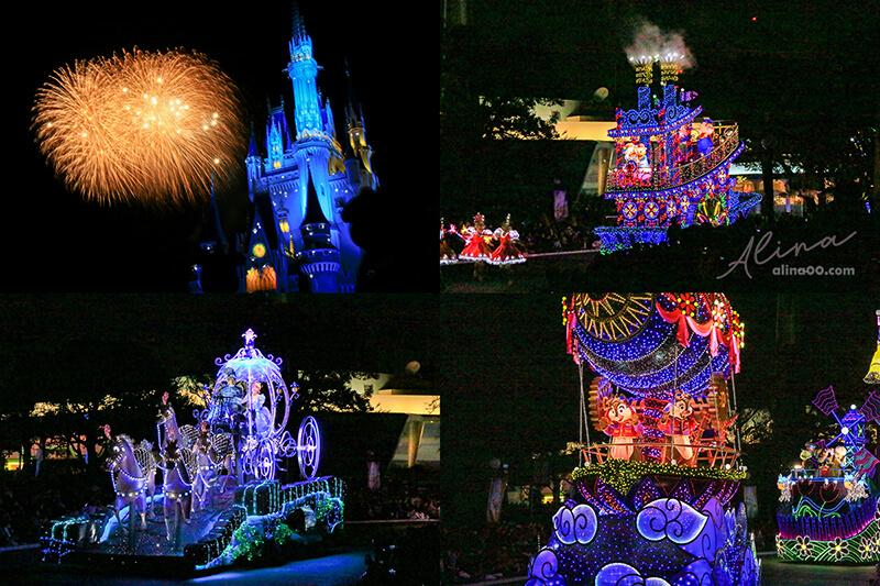 東京迪士尼遊行