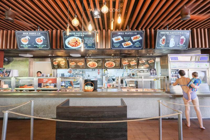新加坡美食餐廳