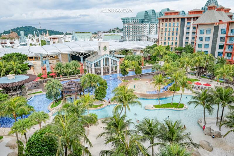 【新加坡住宿】 Hard Rock Hotel |聖淘沙名勝世界住宿飯店推薦 @Alina 愛琳娜 嗑美食瘋旅遊