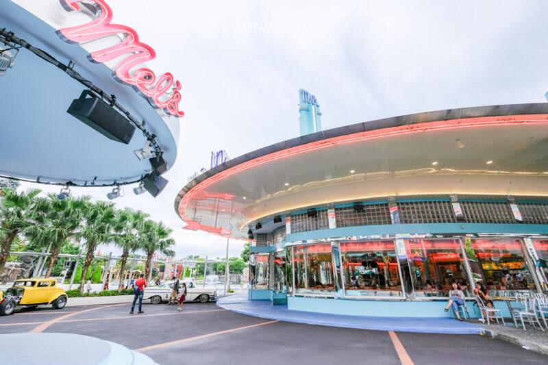 新加坡環球影城美食