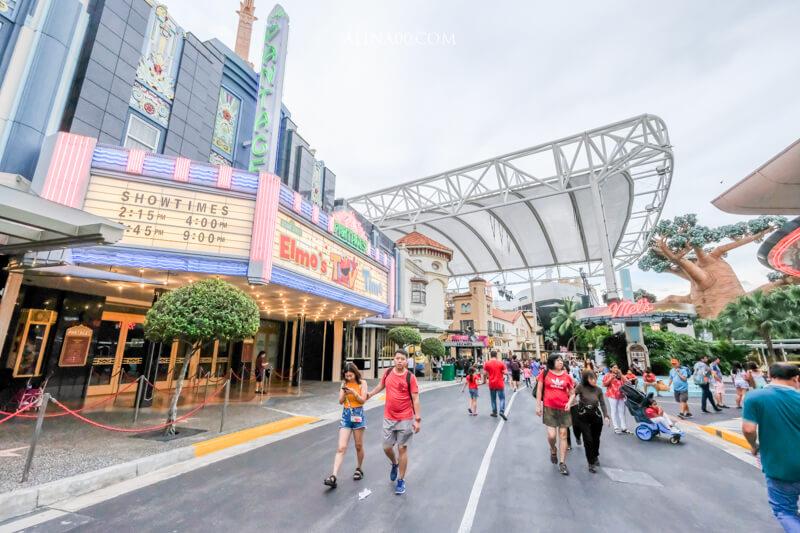 新加坡環球影城攻略