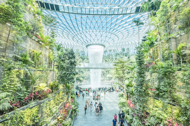 新加坡機場 星耀樟宜