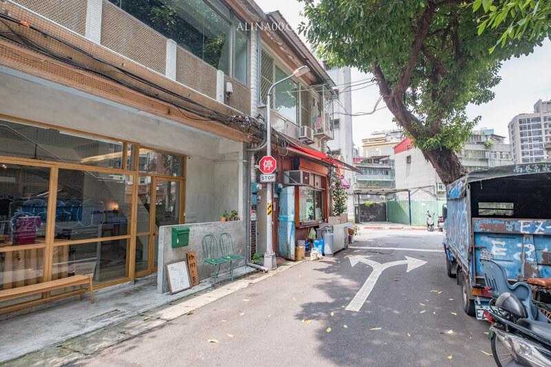 台北南京復興咖啡廳