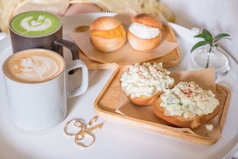 貝克宅 Roasting House|台北南京復興咖啡廳,早午餐輕食美味可口 @Alina 愛琳娜 嗑美食瘋旅遊