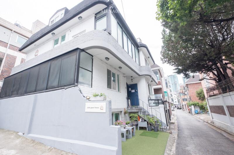 首爾弘大民宿 Neat House