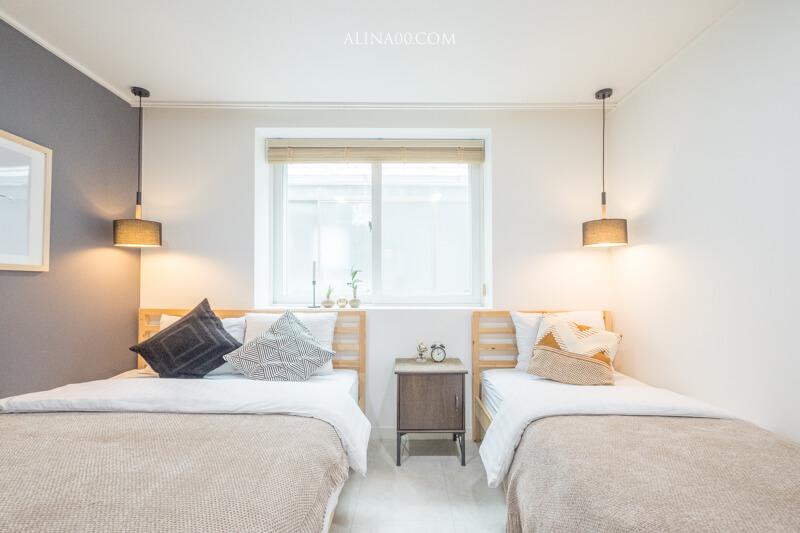 Neat House 首爾弘大民宿|住宿推薦舒服溫馨的可愛風格 @Alina 愛琳娜 嗑美食瘋旅遊
