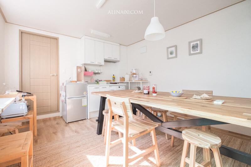 Neat house 民宿早餐