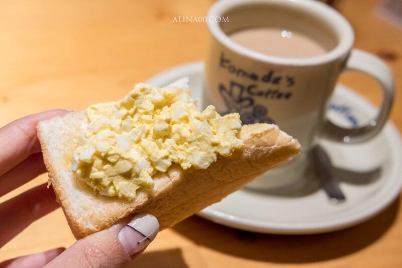 名古屋早餐