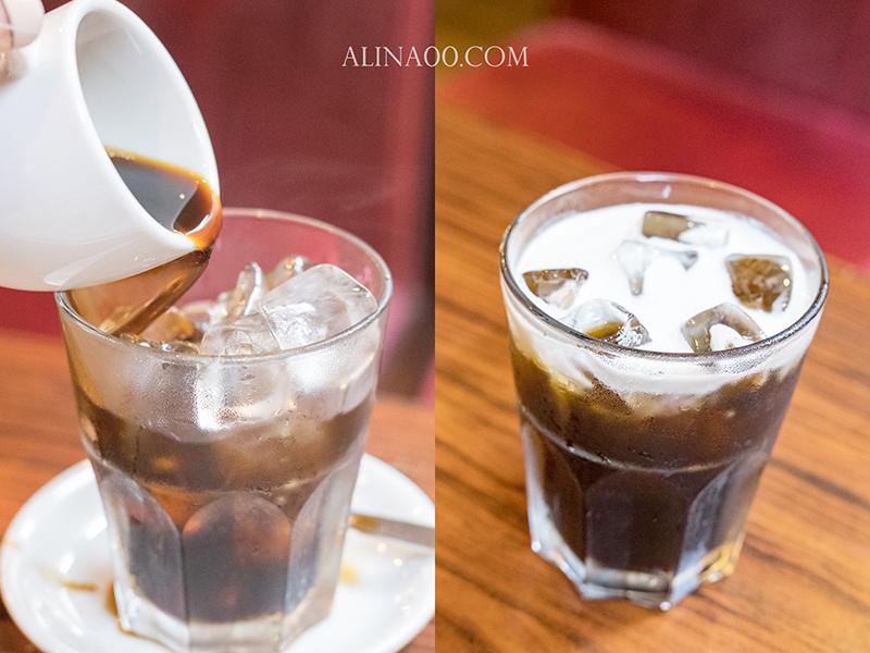 KONPARU 冰咖啡