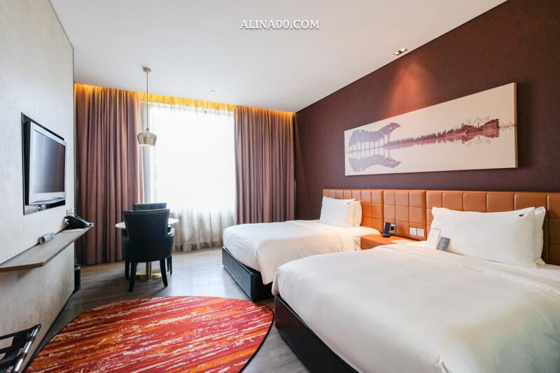 新加坡住宿推薦 Hard Rock HOTEL 酒店