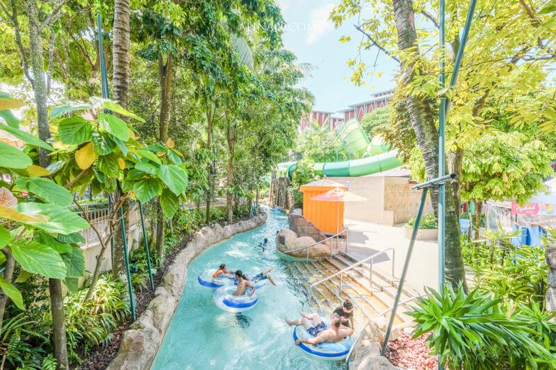 【新加坡景點】 水上探險樂園 夏日玩水推薦|彩虹礁游、海底行 @Alina 愛琳娜 嗑美食瘋旅遊