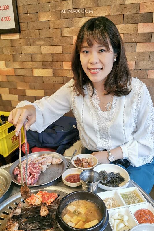 首爾美食推薦 弘大烤肉店