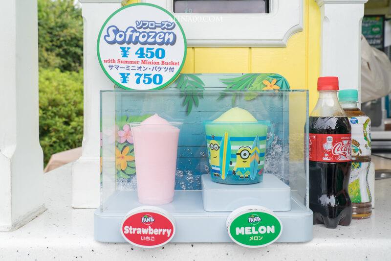 【大阪景點】Extra Cool Summer 周邊商品 美食推薦|日本環球影城玩水必買!