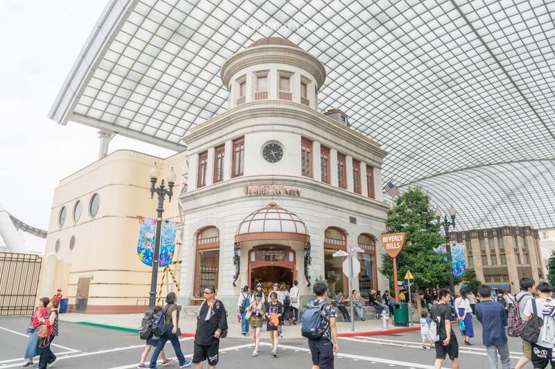 日本環球影城購物推薦 加州糖果餅乾店