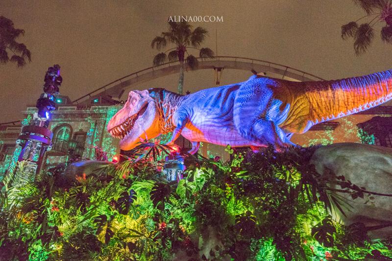 大阪環球影城夜間遊行