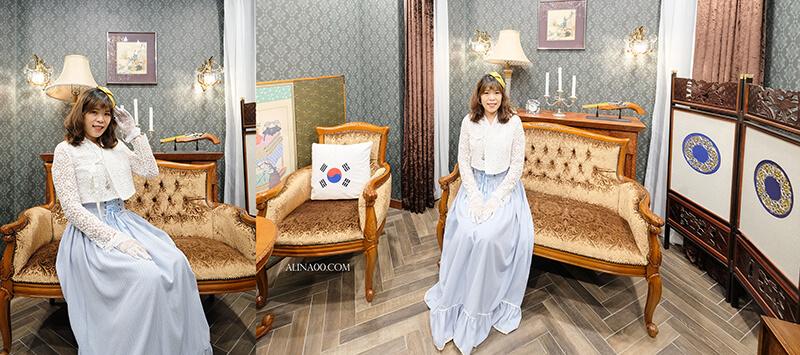 首爾生活韓服