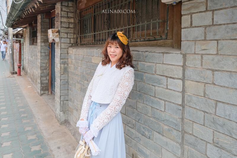 首爾復古韓服