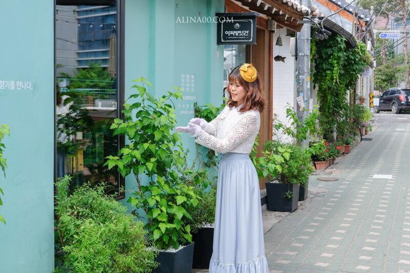 首爾 益善衣裳室 復古服裝體驗