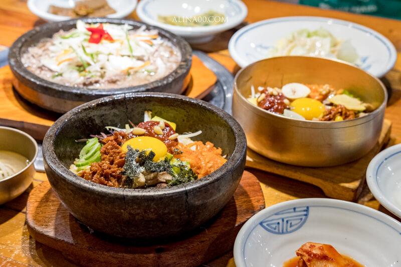 【首爾美食】 古宮拌飯 明洞店|好吃的韓國全州拌飯,中文訂位優惠又方便 @Alina 愛琳娜 嗑美食瘋旅遊