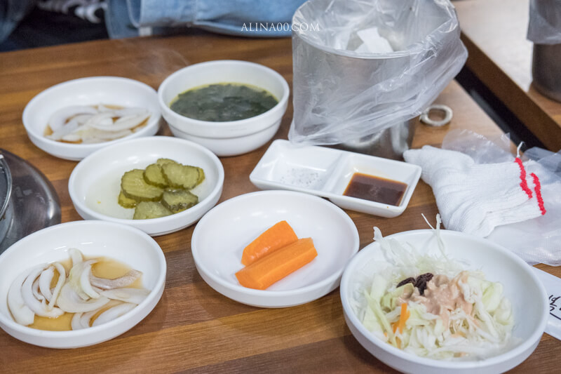 釜山西面站美食