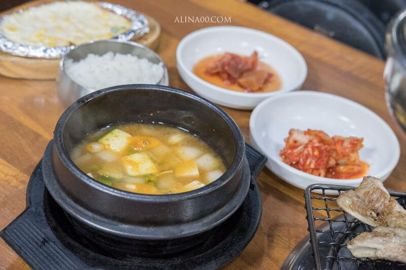 釜山烤肋排