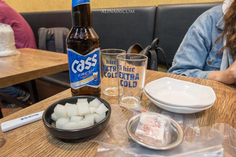 釜山西面站炸雞店