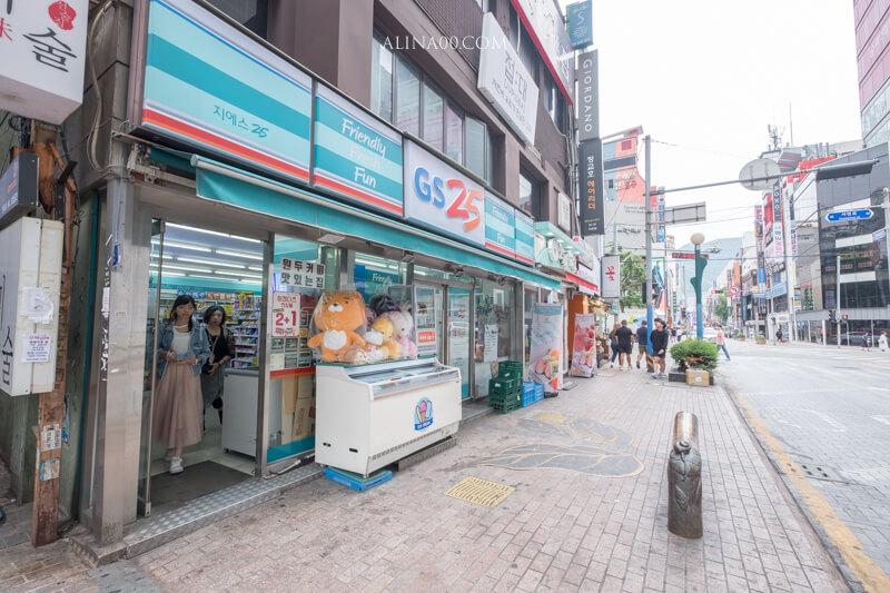 釜山西面站住宿