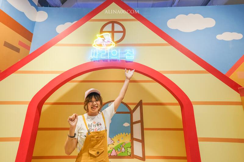 【釜山景點】 米田共和國釜山館 便便體驗樂園|韓妞竟然愛跟「大便」拍照打卡?