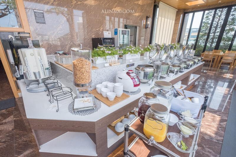 阿班酒店早餐