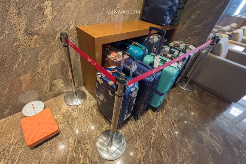 阿班酒店 飯店行李寄放